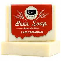 Kogi Naturals Beer Soap, I Am Canadian