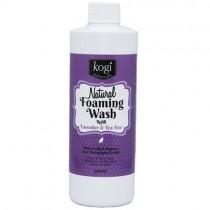 Kogi Naturals Foaming Wash, Lavender (500ml)