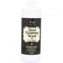 Kogi Naturals Vanilla Foaming Wash (500ml)