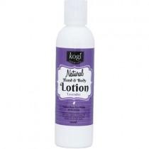 Kogi Naturals Hand & Body Lotion, Lavender (Pocket Size)