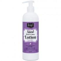 Kogi Naturals Hand & Body Lotion, Lavender (Bulk Size)