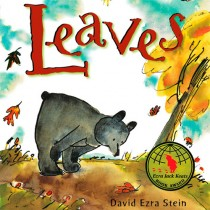 Leaves, Board Book