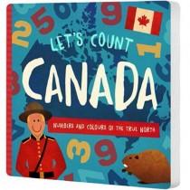 Let's Count Canada, Boardbook