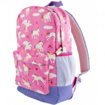 Little Blue House Kid's Back Pack, Unicorns