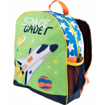 Little Blue House Toddler Back Pack, Space Cadets