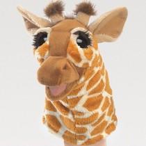Little Giraffe Puppet