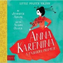 Anna Karenina, BabyLit Board Book
