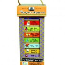 Little Nursery Rhymes Chunky Board Book Gift Set