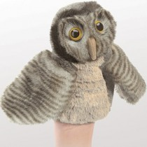 Little Owl Puppet