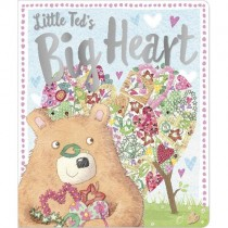 Little Ted's Big Heart, Board Book