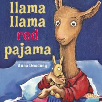 Llama, Llama, Red Pajama, Board Book