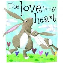 The Love in My Heart, Board Book