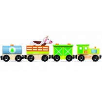 Magnetic Train, Farm Set