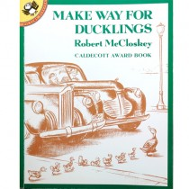 Make Way For Ducklings Book w/ CD