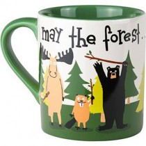 Hatley May the Forest be with You Mug