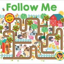 Maze Book : Follow Me