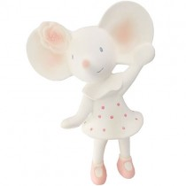 Meiya the Mouse Rubber Toy