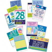 Milestone Pregnancy & Newborn Cards