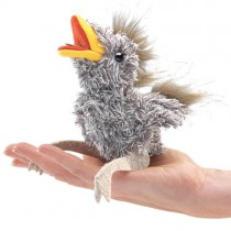 Mini Baby Bird, Finger Puppet
