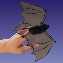 Mini Bat, Finger Puppet