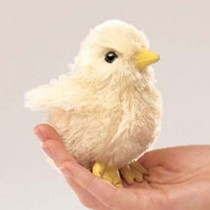 Mini Chick, Finger Puppet