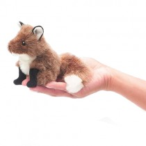 Mini Fox, Finger Puppet