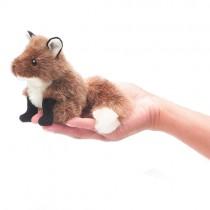 Mini Fox, Finger Puppet