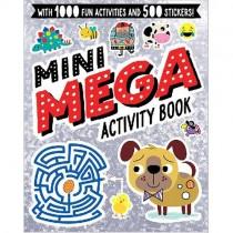 Mini Mega Activity Book