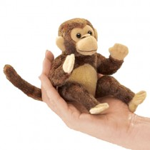 Mini Monkey, Finger Puppet
