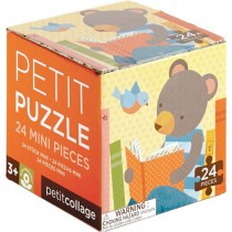 Reading Animals Mini Puzzle, Bears