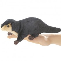 Mini River Otter, Finger Puppet