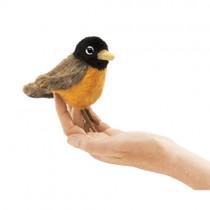 Mini Robin, Finger Puppet