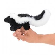 Mini Skunk, Finger Puppet