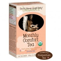 Earth Mama Angel Baby, Monthly Comfort Tea