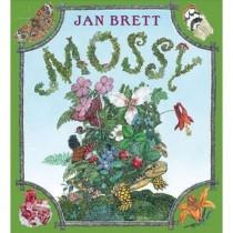 Jan Brett's Mossy, Hardcover
