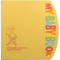 My Baby Book - A Keepsake Journal for Baby's First Year