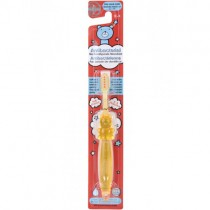 Natural Children's Mineral Toothbrush, Yellow