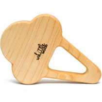 100% Natural Wood Scoops Teether