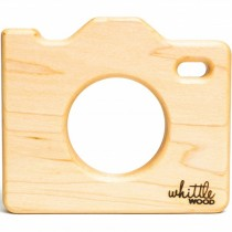 100% Natural Wood Selfie Teether