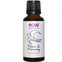 Now Essential Oil Blends, Peace and Harmony