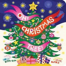 Oh Christmas Tree, Board Book