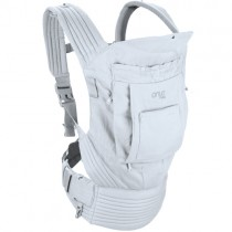 Onya Baby Carrier, Cruiser - Pearl Grey