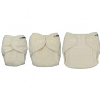 MotherEase One Size Organic Cotton Diapers