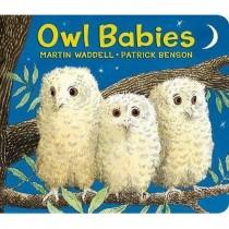 Owl Babies, Lap-Size Board Book