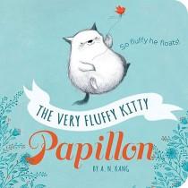 Papillon, The Very Fluffy Kitty, Board Book