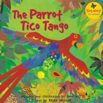 Parrot Tico Tango, Watch and Sing Along w/CD