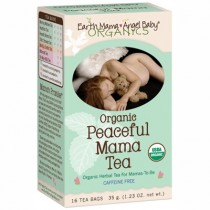Earth Mama Angel Baby Tea, Peaceful Mama