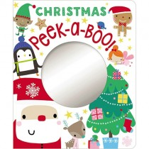 Peek-a-Boo! Board Book, Christmas