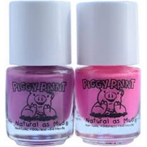 Piggy Paint Nail Polish, Mini Jazz it Up & Fairy Fabulous