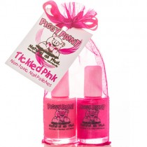 Piggy Paint Nail Polish, Tickled Pink Gift Set